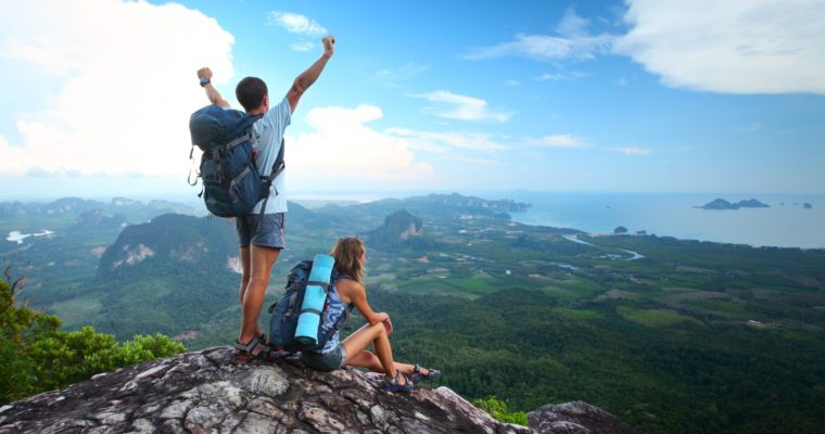 Travel…! To Make Yourself a Better Person