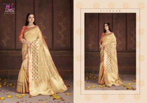 Banarasi Silk Beige Saree
